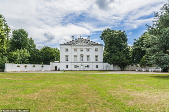 This sprawling Palladian home, set in 66 acres of land, was built in 1724 for Henrietta Howard, the Countess of Suffolk