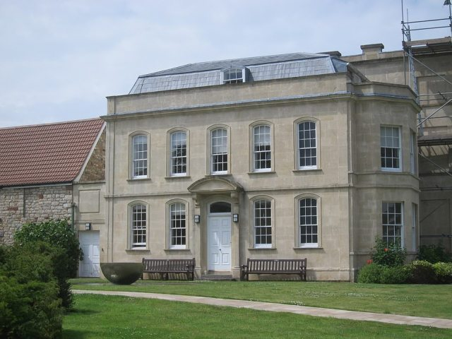 The home was originally built in the early 18th century by West Indian slave trader Richard Meyler before being passed through marriage to Bristol MP Henry Bright, who opposed the emancipation of slaves