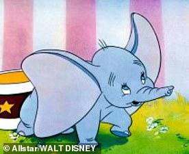 Disney's 1941 classic movie Dumbo