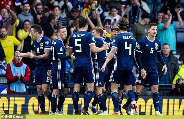 L'Ecosse échoue à la qualité après une lamentable défaite contre Israël à Hampden Park en play-off