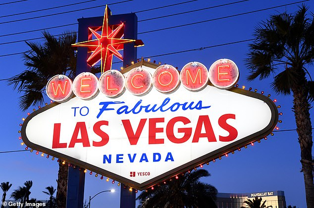 Fly in:Derek Stevens, who owns the D Las Vegas and the Golden Gate, gave away 1,000 free flights to encourage tourism