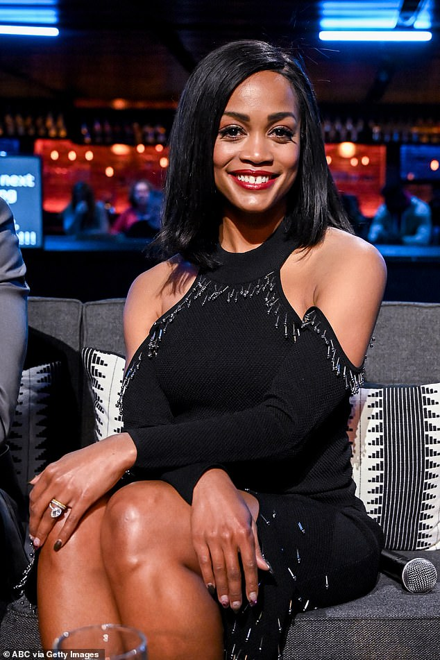 'I want producers of color': Rachel Lindsay is asking for more change from ABC producers after they named Matt James the first black Bachelor