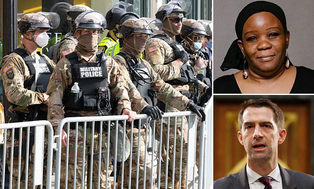 NY Times publishes op-ed calling for total abolition of police forces