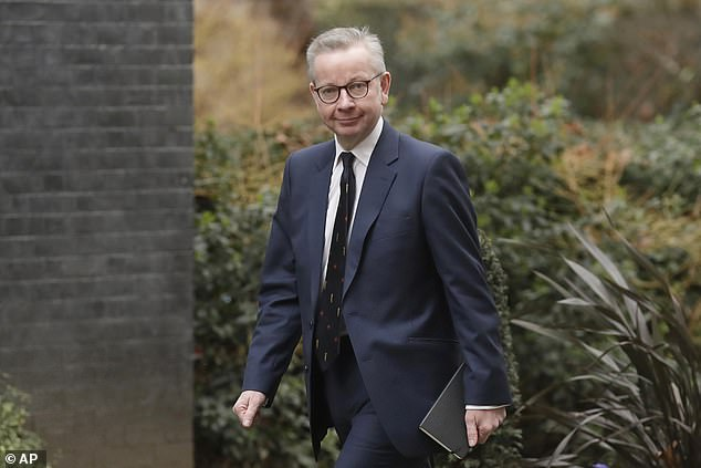 Cabinet Office Minister Michael Gove formally ruled out on Friday any extension of the Brexit transition period beyond December 31