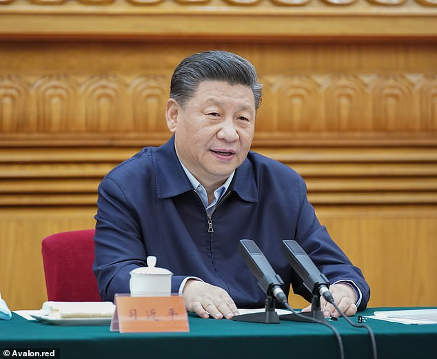 Chinese President Xi Jinping was angered by the calls for an inquiry into his nation's handling of the virus, which is believed to have originated in Wuhan
