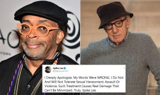 """Spike Lee Apologizes After Giving Interview Defending his 'Friend' Woody Allen Amid 'Cancel Culture,' says """"My Words were WRONG"""""""