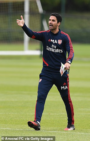 Arteta will know everything about the Arsenal on the city side will face on Wednesday