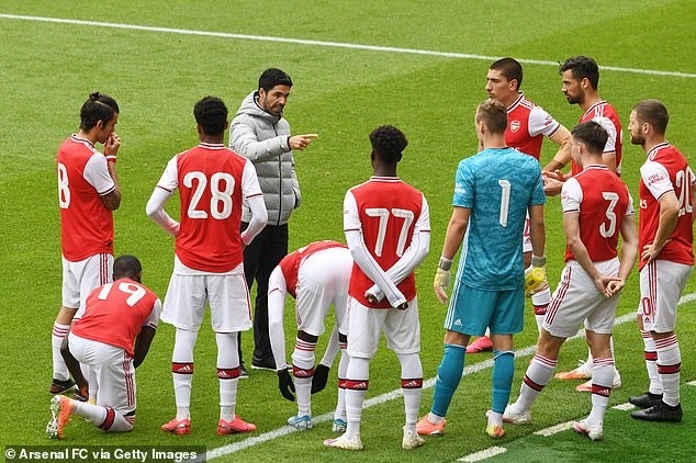 The improvement of Arsenal since the arrival of Arteta should come as no surprise to City