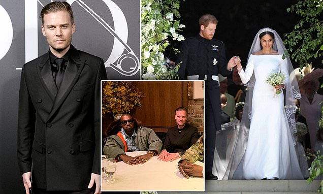 Givenchy names Kanye West's pal Matthew Williams as creative director