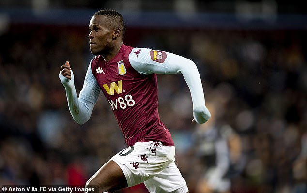 Mbwana Samatta will lead the line as Villa must seek to avoid relegation to the Championship