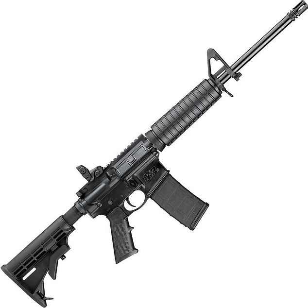 Brady United, says the weapon can be easily modified into an assault weapon or to fire automatically, which is in violation of California law