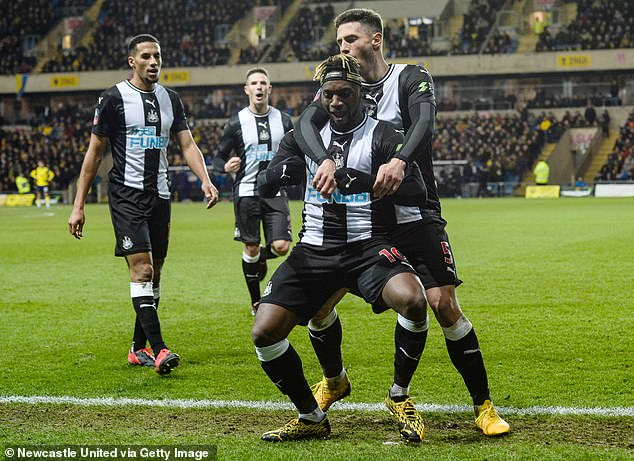 Newcastle is back in action in the Premier League on Sunday against Sheffield United