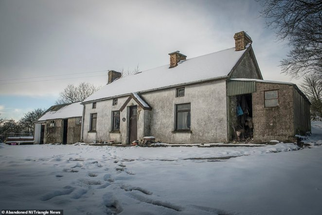Brownlie, a mother-of-two from Northern Ireland, discovered a cottage frozen in the early 20th century, with ancient books, magazines, newspapers and photographs littering the home of a mystery man called Dessie