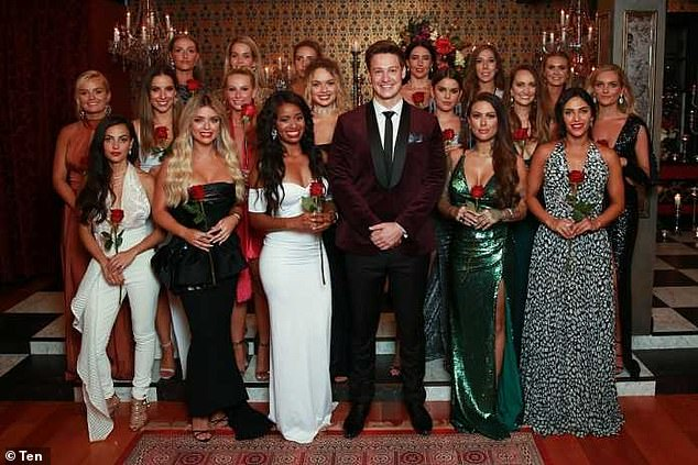 Concerns: In an interview with Daily Mail Australia in June last year, Bree said that too many people are being cast on reality shows these days even though they aren't mentally strong enough for it. Pictured: The Bachelor 2020 cast