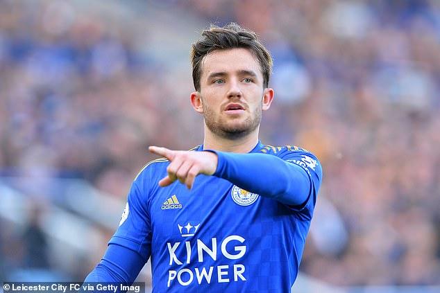 L'arrière de Leicester City Ben Chilwell est un homme recherché et intéresse Lampard cet été
