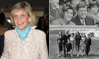 Jean Kennedy Smith, the Last Surviving Sibling of President John. F. Kennedy and Former Ambassador to Ireland, Dies Aged 92