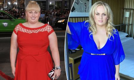 Rebel Wilson Reveals Her 18kg Weight Loss Comes After 'film Bosses PAYING  Her To Stay Bigger' | Daily Mail Online