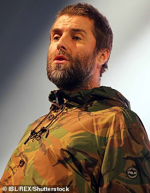 Making amends! Simon Gregson has tried to put to bed his unlikely decades-long feud with Liam Gallagher by offering to take the singer for a pint