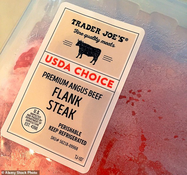 American-produced beef and chicken we found in a Shop 'n' Save store in Hong Kong and a Costco in Mexico City also carried scant information on the labels, and nothing about growth hormones, antibiotics or chlorinate