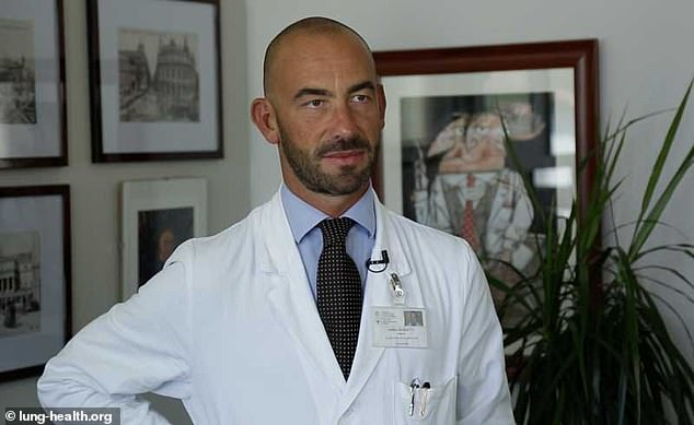 Professor Matteo Bassetti,