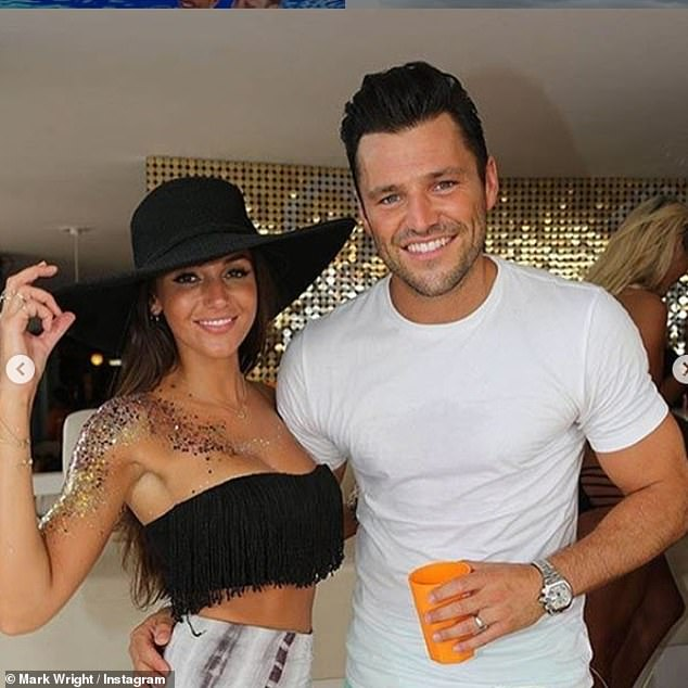 Fitness Fans: It was reported earlier this month Mark and Michelle are reportedly set to become multi-millionaires after they have registered two companies in the process of Wright and of the Mysa Active