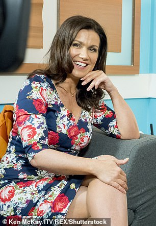 The new recruits: Susanna Reid [pictured] and the Judge Rinder associate to join the Celebrity Gogglebox