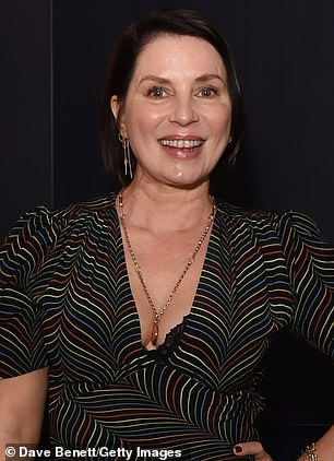 Additions: Sadie Frost also appears with his son