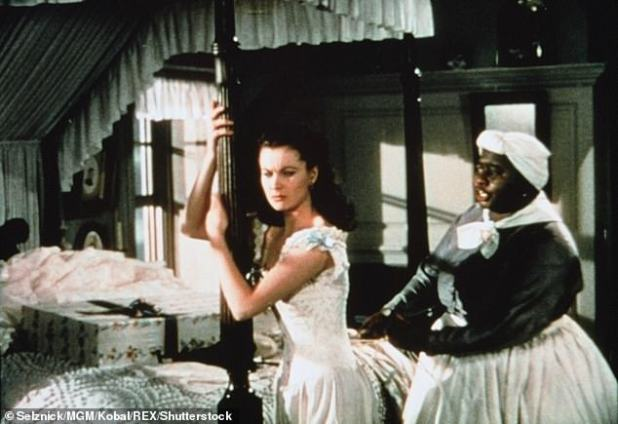 Temporarily gone: The movement follows HBO Max removing Gone With The Wind (1939) from his service.  The film will finally return with warnings about racist content and a new context.