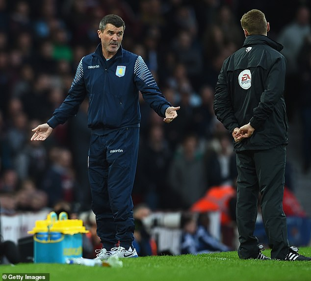 Keane is past as an assistant to Lambert at the Villa in 2014 was short-lived, since he left at the end of four months, in order to concentrate on his duties with the Republic of Ireland
