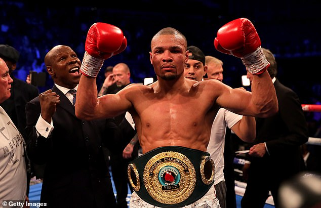 Chris Eubank Jr was tipped for greatness by his father but is yet to achieve as much as him