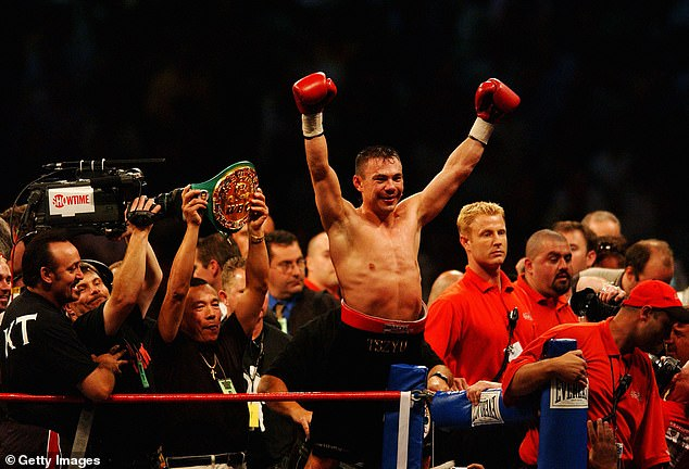 Kostya Tszyu was a pound-for-pound star and a former undisputed world champion at 140lbs