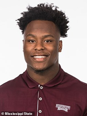 Mississippi state runner Kylin Hill promised Monday not to play for the school any more unless the state removes the Confederate 'stars and stripes' from its flag.