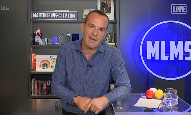 Martin Lewis (above) has warned the british vacationers to renew their passport almost expired ` as soon as possible