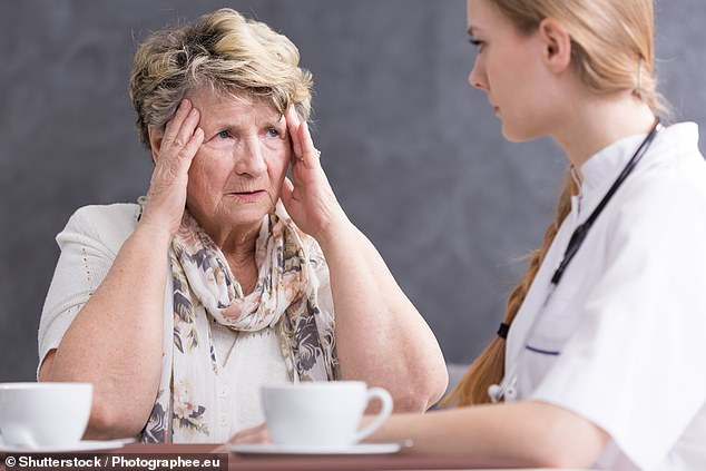 It was previously believed by scientists hat women were more susceptible to the disease due to the fact they tend to live longer