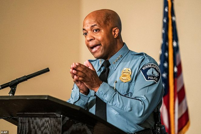 In his most damning declaration about Floyd¿s killing yet, Arradondo issued a statement Monday night, insisting ¿Chauvin knew what he was doing¿ when he fatally knelt down on the 46-year-old¿s neck for eight minutes and 46 seconds