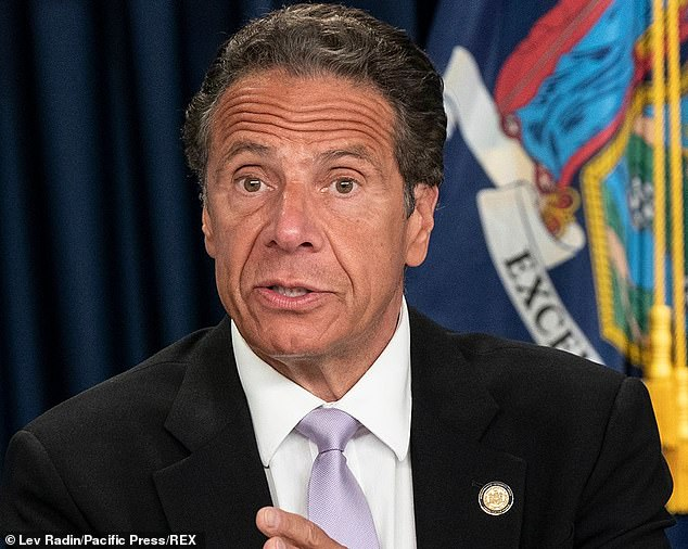 Governor Andrew Cuomo's order to stop visitors from states where cases of the coronavirus have started reaching higher levels may not be enforceable, according to experts.