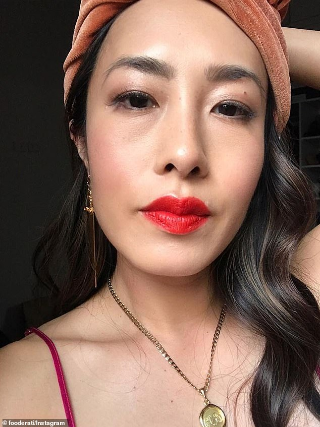 'Likes don't equal love': On Thursday, Masterchef judge Melissa Leong (pictured) hit back at trolls as she explained why she's limited her Instagram comments