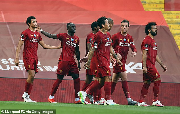 Liverpool have been crowned Premier League champions for the 2019-20 campaign