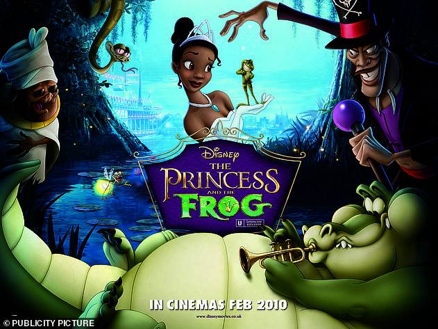 With the new theme, guests will follow Tiana and her alligator friend Louis on a musical adventure through the backdrops of New Orleans, the Louisiana Bayou and Mardi Gras