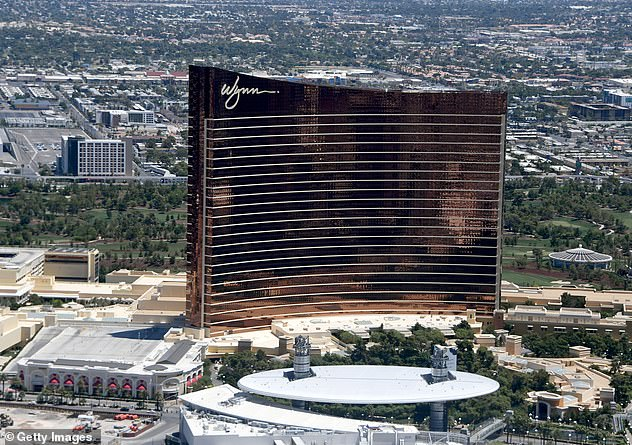 The Wynn Hotel Las Vegas is reopening its buffet from Thursday. While remaining 'all-you-can-eat' servers will now bring dishes to guests' tables and reservations must be made as the resort looks to implement social distancing guidelines to combat the spread of coronavirus