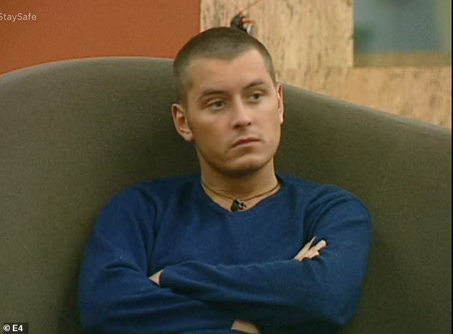 Memories: Big Brother fans fondly remembered Brian as one of the funnest housemates ever during the final episode of Best Shows Ever on Thursday