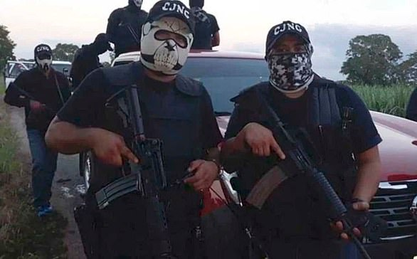 The Jalisco New Generation Cartel has a presence in 24 of 32 states in Mexico and has shipped cocaine, heroin, methamphetamine and fentanyl-laced heroin to the United States