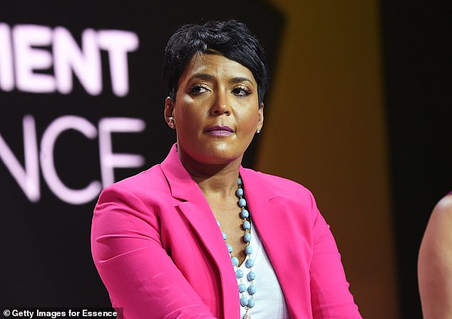 Joe Biden is also considering Atlanta Mayor Keisha Lance Bottoms, who's become more prominant in the aftermath of Rayshard Brooks' death