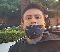 One of the three alleged members of the Jalisco New Generation Cartel who participated in a plot to kill the Mexico City police chief