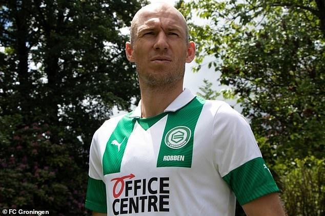 Bayern Munich legend Arjen Robben will be returning to his boyhood club FC Groningen