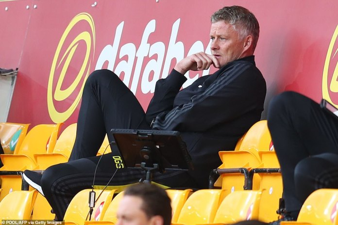 Ole Gunnar Solskjaer and his team are now entering the semi-finals, seeking their first trophy as boss of the Old Trafford team