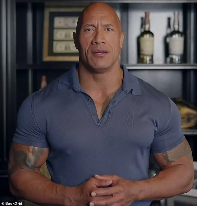 The Rock itself: organized by Dwayne Johnson, the virtual musical event was organized by the European Commission and the organization Global Citizen