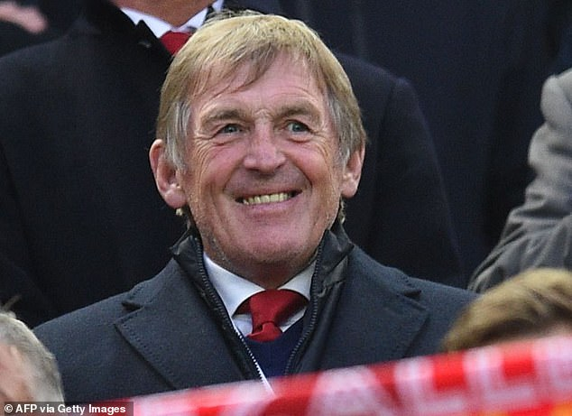 Kenny Dalgish led Liverpool in 1991 and signed Henderson of Sunderland in 2011
