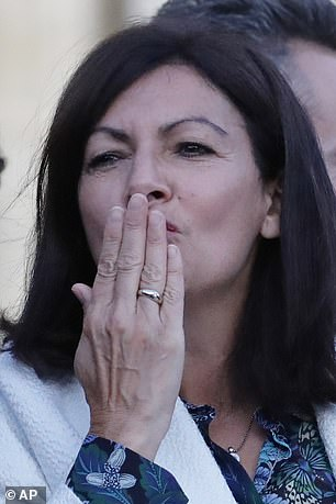 Among the biggest winners was Anne Hidalgo, who was re-elected Socialist Mayor of Paris for a second term of six years