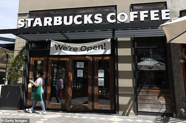 Starbucks, not officially a participant in the boycott, says it will still suspend advertising on all social media while working with civil rights groups to 'stop the spread of hate speech'